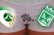 La Equidad vs Atletico Nacional ( Arenascore )