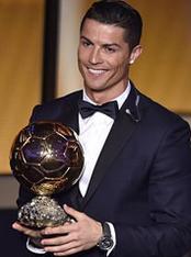 Ballon d'Or, Ronaldo Arenascore
