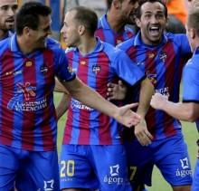 Levante vs Eibar arenascore