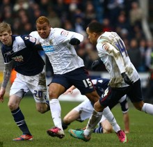 Blackburn vs Millwall arenascore