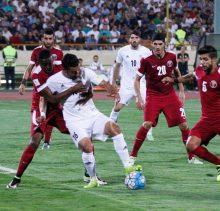 Qatar vs Iran arenascore