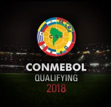WORLD CUP 2018 SOUTH AMERICA QUALIFIERS arenascore