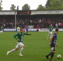 Örebro vs Sirius arenascore