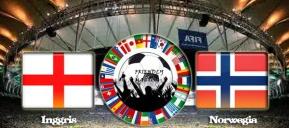 England vs Norwegia ( Arenascore )