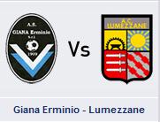 Giana Erminio vs Lumezzane ( Arenascore )