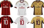 Jersey Ac Milan 2014 Arenascore