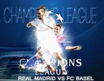 Madrid vs Basel Arenascore