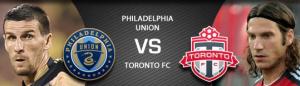 Philadelphia Union vs Toronto Fc ( Arenascore )