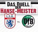 LSK Hansa vs. Lübeck  ( Arenascore )