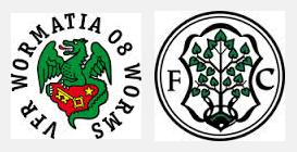 Wormatia Worms vs. Homburg  ( Arenascore 2014 )