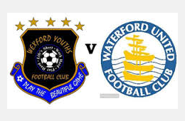 Wexford Youths vs. Waterford United  Arenascore