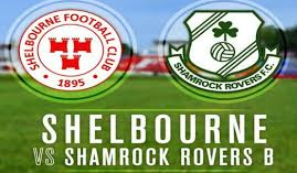 Shelbourne vs. Shamrock Rovers Res.  Arenascore