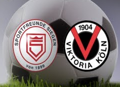 Viktoria Koln vs Sportfreunde Siegen ( Arenascore )