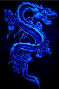 naga biru Arenascore