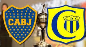 Deportivo Capiatá vs. Boca Juniors  Arenascore
