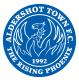 aAldershot Town Arenascore